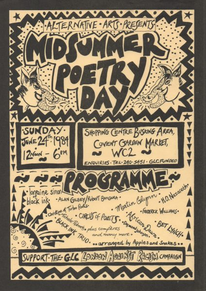 Midsummer Poetry Day (1984)