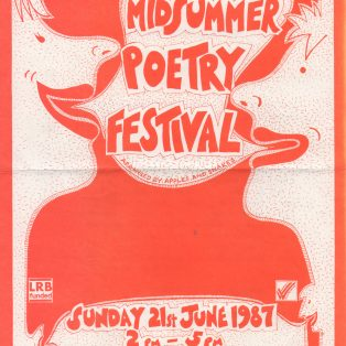 Midsummer Poetry Festival (1987)