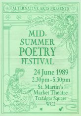 Midsummer Poetry Festival (1989)