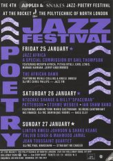 The 4th Jazz-Poetry Festival - (Day 1)
