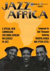 Jazz Africa '91 Tour - (Perf 6)