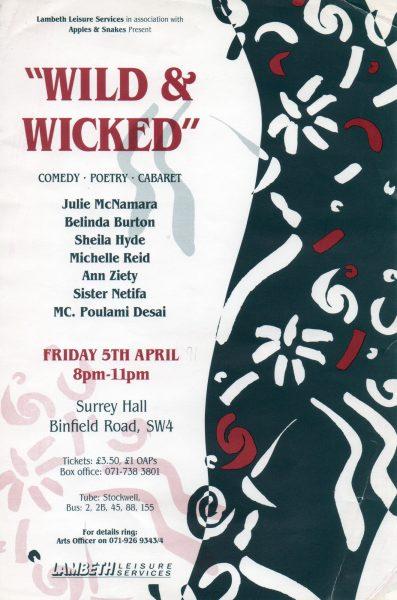 Wild & Wicked