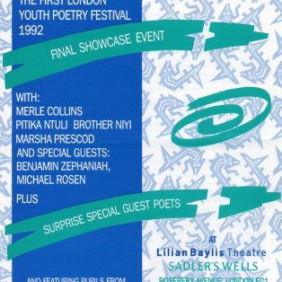 First London Youth Poetry Festival