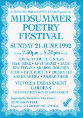 Midsummer Poetry Festival (1992)