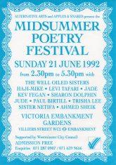 Midsummer Poetry Festival (1992)