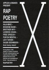 Rapoetry - Ninth National Poetry Tour - (Perf 7)