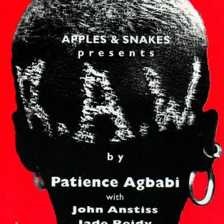 R.A.W. - Launch Night for Patience Agbabi's Poetry Collection