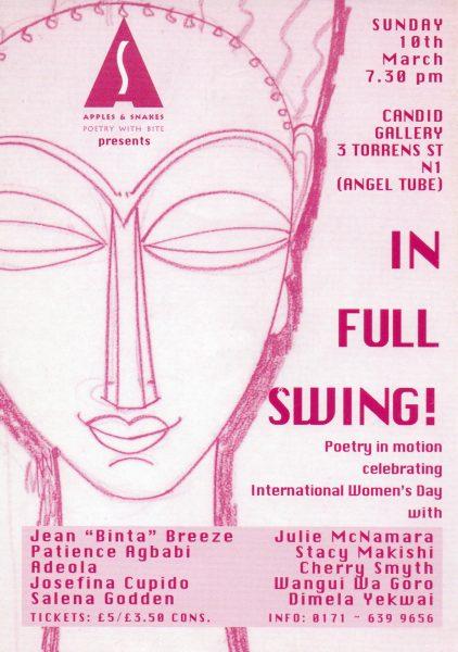 In Full Swing! - International Women's Day