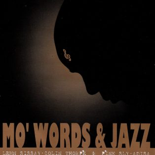 Mo' Words & Jazz National Tour - (Perf 4)