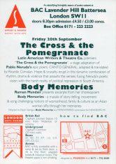 The Cross & the Pomegranate / Body Memories