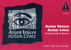 Asian Voices, Asian Lives - Cooking Up A Storm