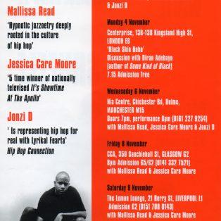 The White Boy Shuffle - On Tour (Perf 4)