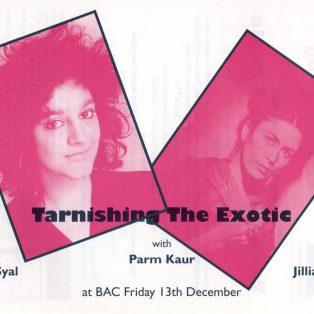 Tarnishing The Exotic