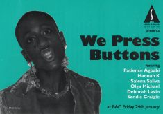 We Press Buttons
