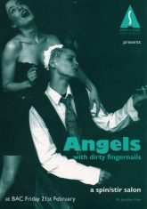 Angels with Dirty Fingernails - A Spin/Stir Salon
