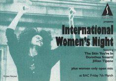 International Women's Night