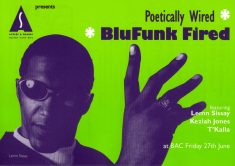 Poetically Wired - BluFunk Fired