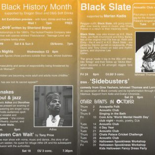 Black History Month - October 1997