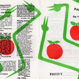 Raw and Biting Poetry Cabaret - 1st Anthology Pamphlet