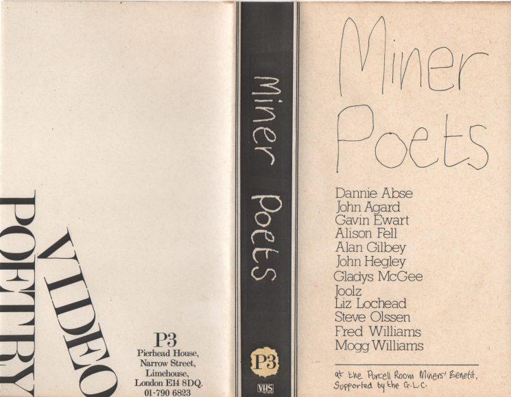Miner Poets 1 Aug 1984