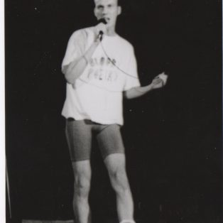 The Final: New Performance Poet of the Year Award 1994