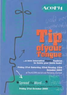 Tipofyourtongue Poetry Festival