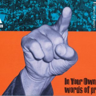 In Your Own Write (Words of Protest)