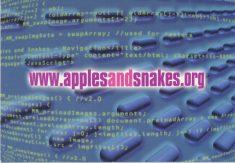 www.applesandsnakes.org