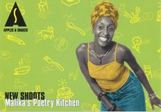 New Shoots: Malika's Poetry Kitchen