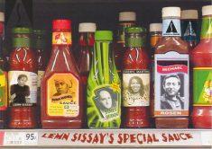 Lemn Sissay's Special Sauce