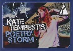 Kate Tempest's Poetry Storm