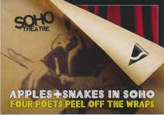 Apples & Snakes in Soho: The Word's a Stage