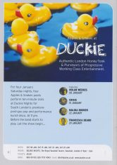 Duckie Nights (Perf 2/4)