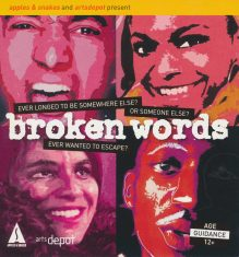 Broken Words (Perf 1/11)