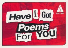Have I Got Poems For You
