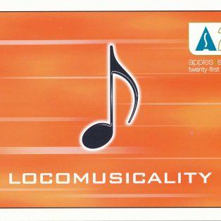 Locomusicality