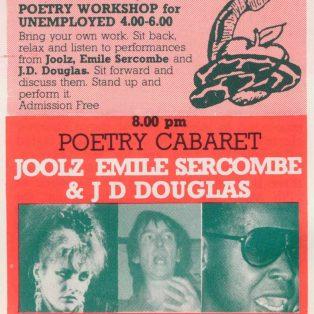 Joolz, Emile Sercombe, JD Douglas