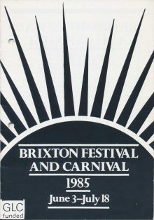 Brixton Festival and Carnival