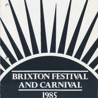 Brixton Festival and Carnival