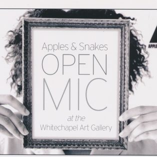 Apples and Snakes Open Mic