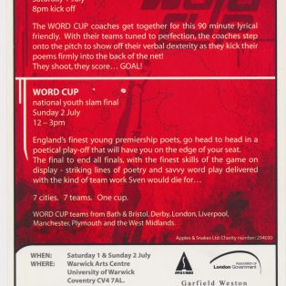 Word Cup