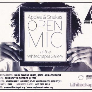 Open Mic Whitechapel