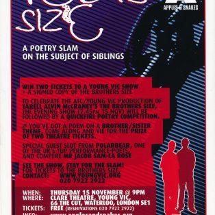 Poets Size