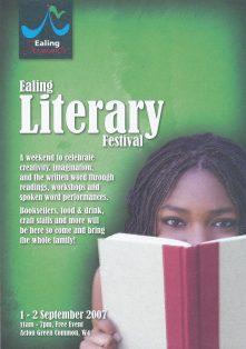 Ealing Literary Festival