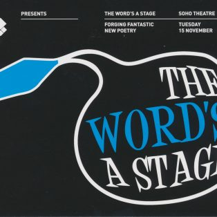 Word's a Stage