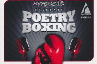 Hyperlexic: Poetry Boxing
