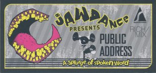 Jawdance: Public Address