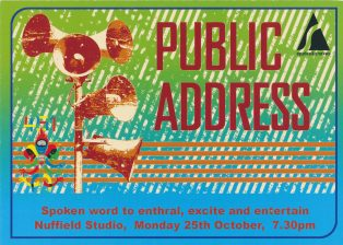 451 Presents Public Address