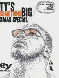 Ty's Something Big Xmas Special