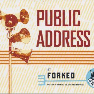 Public Address Forked